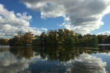 圣彼得堡的母亲河——涅瓦河
