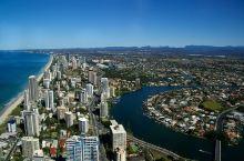 昆士兰州的独家天堂-黄金海岸城市风景
