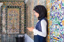 西西迪撒哈卜陵墓,更好玩的名字是三根胡须清真寺