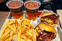 打卡纽约网红汉堡店——shake shack