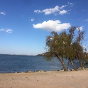 昆明滇池南岸沙滩主题公园旅游景点攻略图