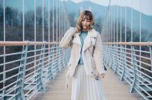#冬日旅行穿搭指南  如何拍出像韩剧的女主一样的美照