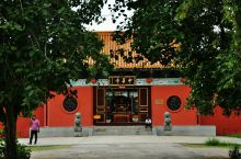 蓝毗尼的中国寺庙--中华寺