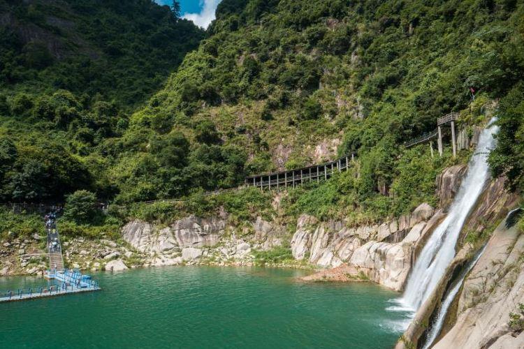 龍景大峽谷瀑布群1