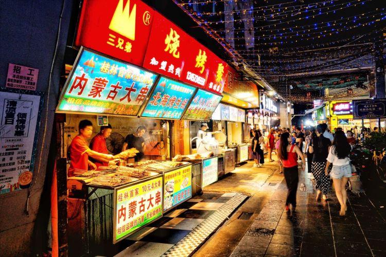Zhengyang Pedestrian Street2
