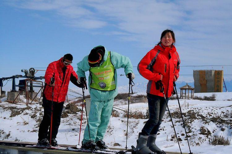 糸紬之路国際滑雪場3