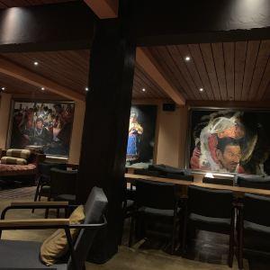 冈拉梅朵艺术餐厅·街景咖啡吧旅游景点攻略图