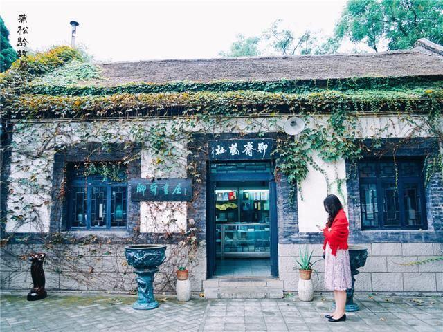 蒲松齡紀念館3