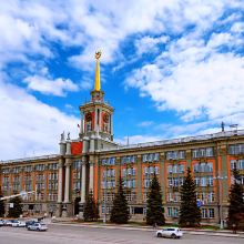 叶卡捷琳堡图片