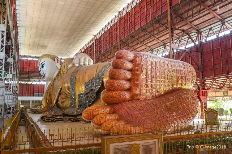 Chaukhtatgyi Buddha3