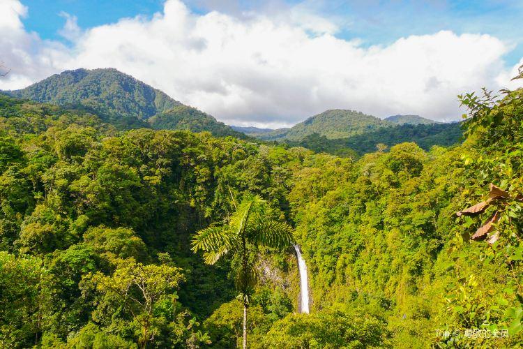 La Fortuna Waterfall1