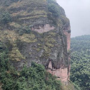 大红岩景区旅游景点攻略图