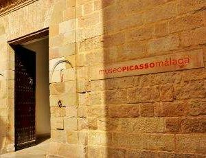 马拉加毕加索博物馆旅游景点攻略图