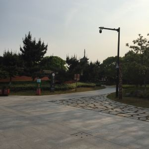 盐官古镇旅游景点攻略图