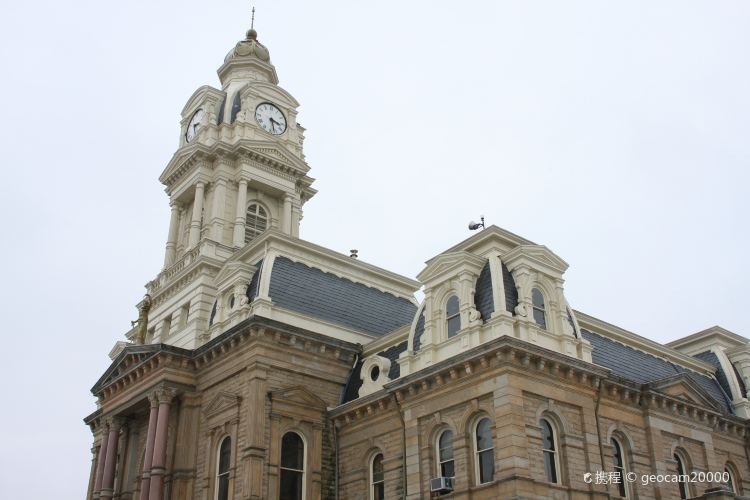 Madison County Courthouse4