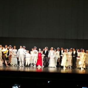 阿芙罗拉芭蕾舞剧场旅游景点攻略图