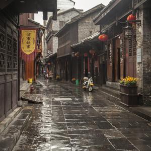 泸溪游记图文-走遍湘西古镇(之二)——浦市