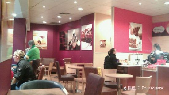 Cafe Thorntons