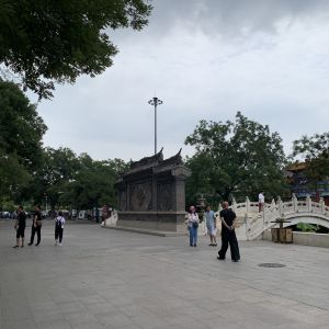 荣国府与宁荣街旅游景点攻略图