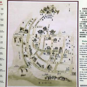 骑楼城旅游景点攻略图