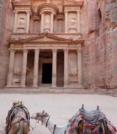 [佩特拉游记图片] 第721回:中东宝藏玫瑰圣城,佩特拉山香料之路