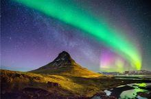 斯奈山半岛是冰岛公认的摄影胜地,其中非常有名的就是草帽山,不少冰岛大片在此拍摄。尤其冬季,有山水为背