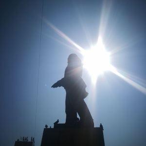 列宁纪念碑旅游景点攻略图