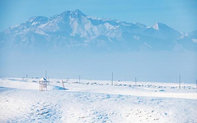 大美新疆,去克拉玛依感受冰雪世界的魅力