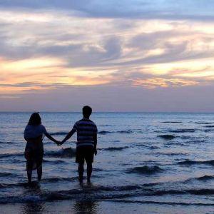 卡鲁瓦海滩旅游景点攻略图