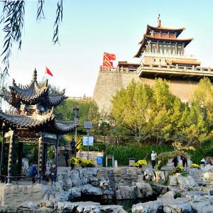 济南游记图文-济南黑虎泉