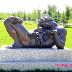 长春世界雕塑园旅游景点攻略图
