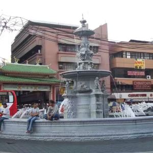 中国城旅游景点攻略图