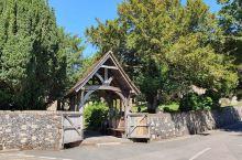 在英语世界中使用最久的教堂:圣马丁教堂