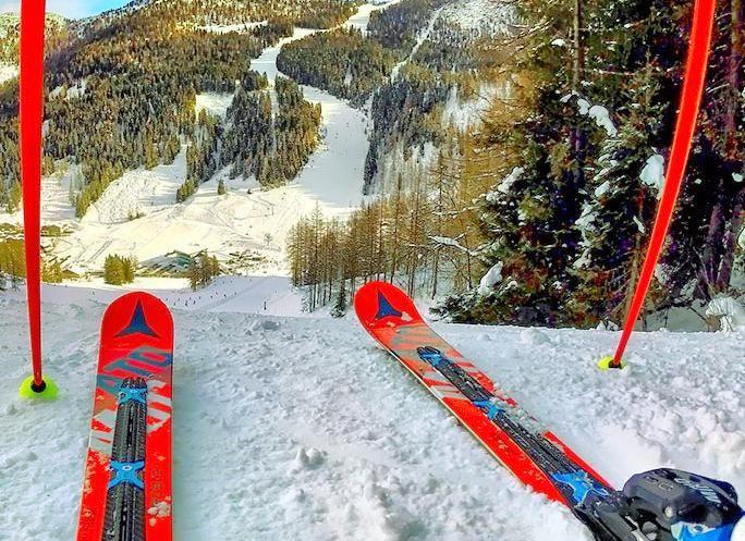 상량강 스키 리조트