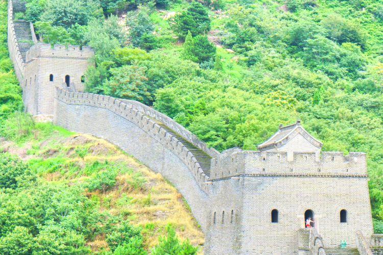 Great Wall at Huangya Pass1
