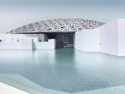 Abu Dhabi Louvre