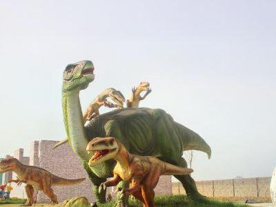 侏羅紀恐龍公園