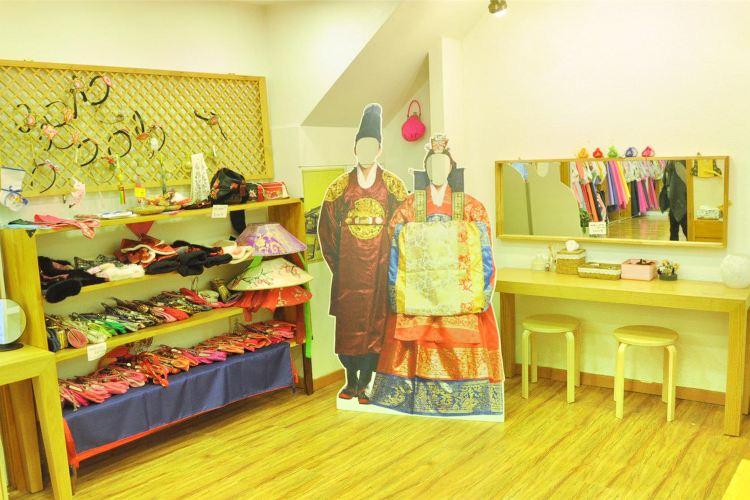 三三五五韓服體驗店