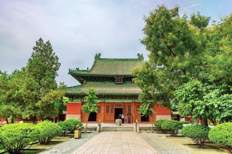 Longxing Temple