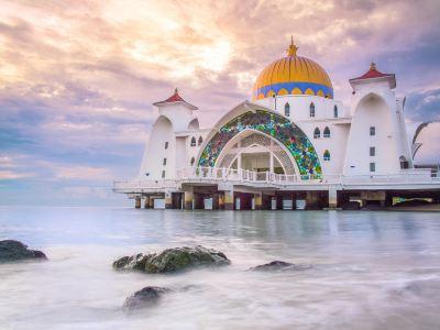 말라카 해상 모스크