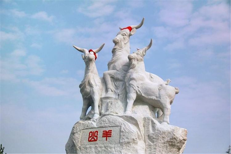 Yangshan Ancient Town Military Tourism Area4