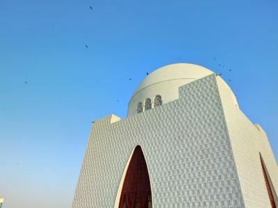 Jinnah Mausoleum(Mazar-e-Quaid)