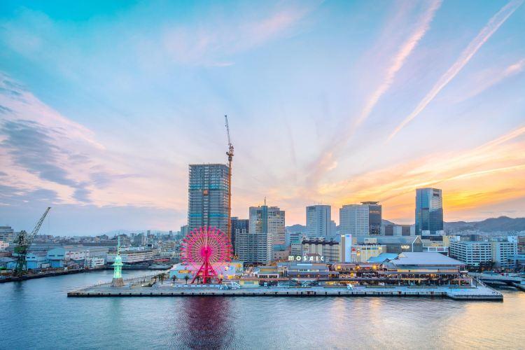 Kobe Harborland4