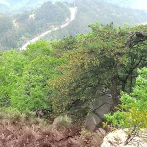 薄刀峰旅游景点攻略图
