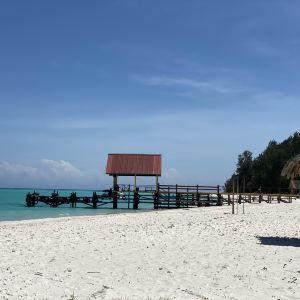 环滩岛旅游景点攻略图
