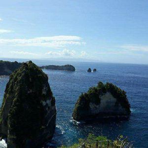 佩妮达岛旅游景点攻略图