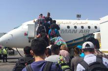 阿曼航空WY609马斯喀特-迪拜