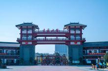 这里的风景美如江南水乡小镇一般 坐落于武汉市黄陂区王家河街道以南的木兰水镇是华中地区以军事主题和生态
