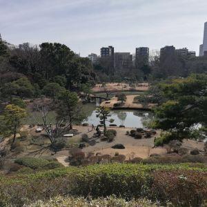 六义园旅游景点攻略图