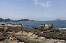台湾游-新北蝙蝠洞岩滩